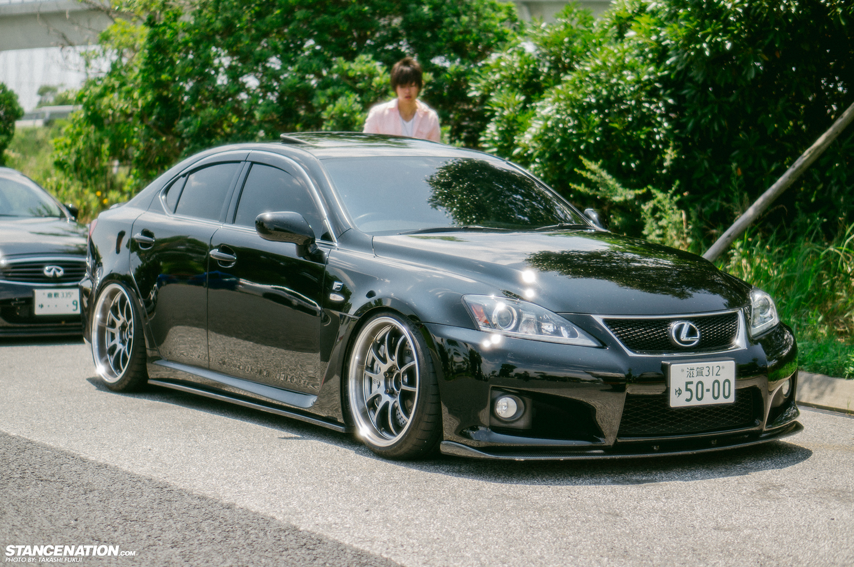 Stanced Lexus and Toyotas at 2013 Fitted Fes - autoevolution