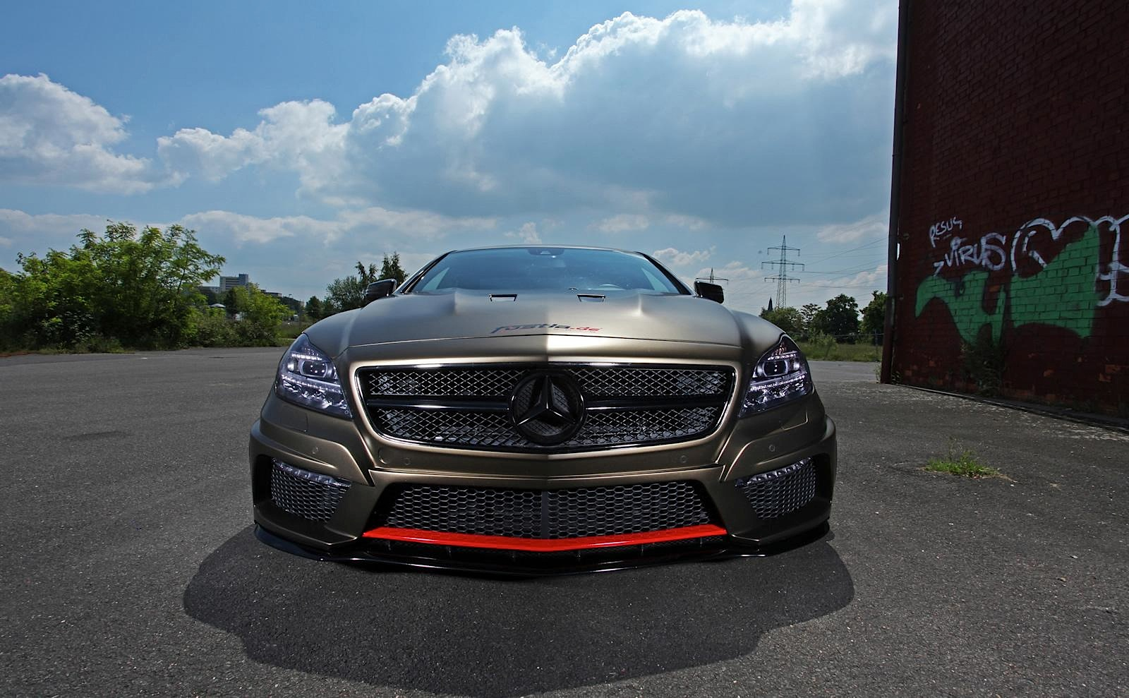 Stanced mercedes benz cls by fostla is a bit too much for How much are mercedes benz