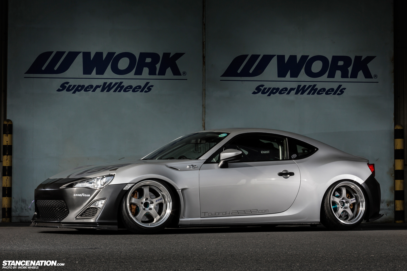 Stanced Toyota Gt 86 Rc Is Rough Autoevolution