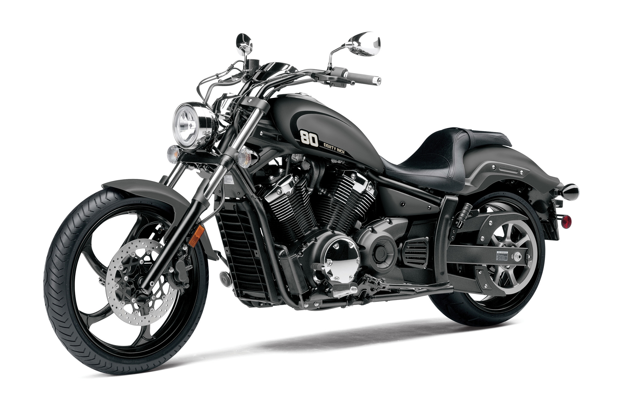 Star Motorcycles Shows the 2014 Stryker, Price Revealed