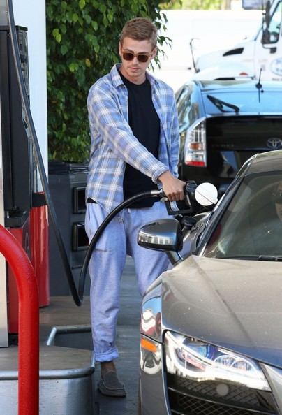 Star Wars Hayden Christensen Still Drives The Audi R8