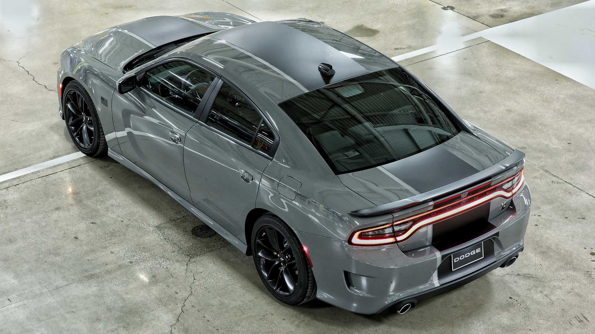 Stars Amp Stripes Edition Military Themed Dodge Charger