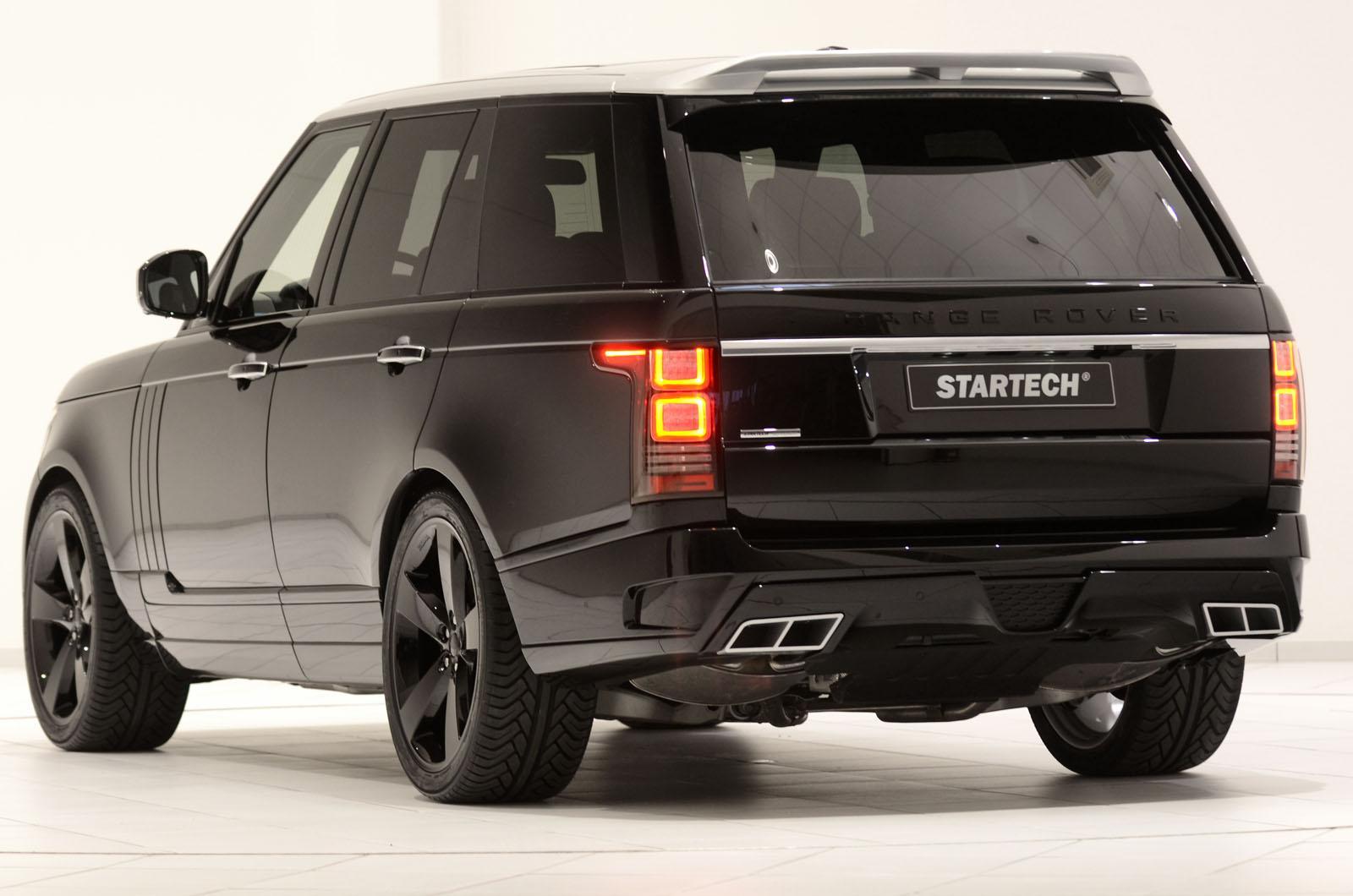 startech reveals amazing range rover body kit autoevolution. Black Bedroom Furniture Sets. Home Design Ideas
