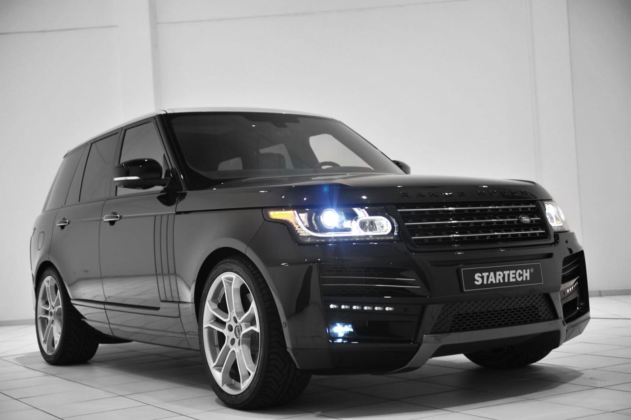 startech reveals amazing range rover body kit autoevolution. Black Bedroom Furniture Sets. Home Design Ideas