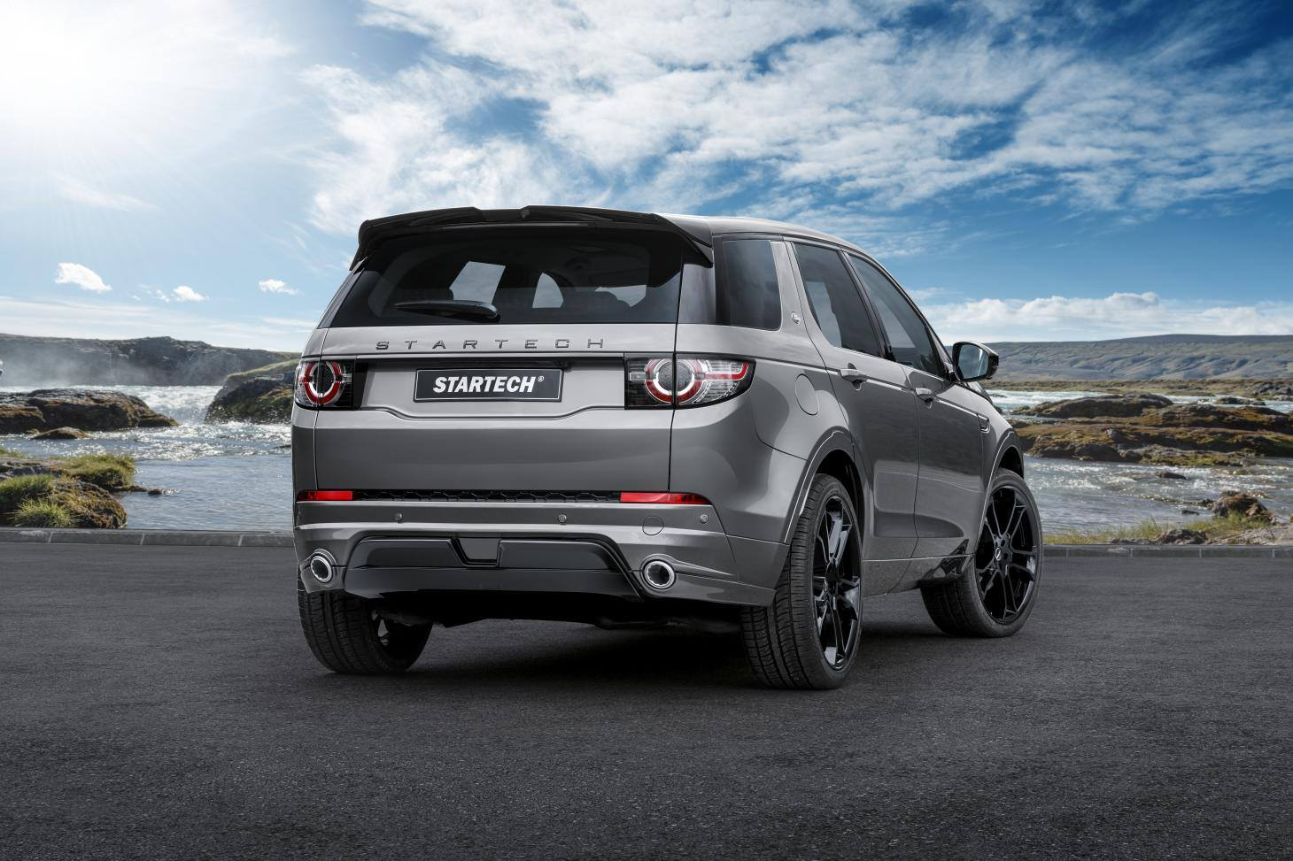 Startech Transforms Discovery Sport From Family Suv To Assault