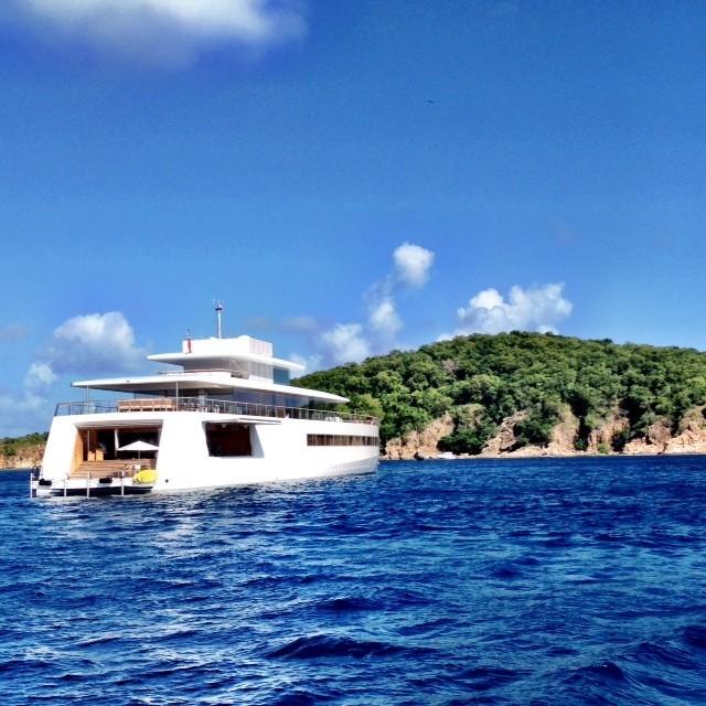 Venus Steve Jobs Yacht