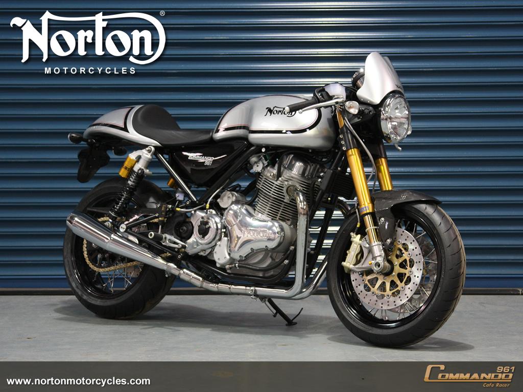 Straight Line for Norton 961 Commando Bikes in the US
