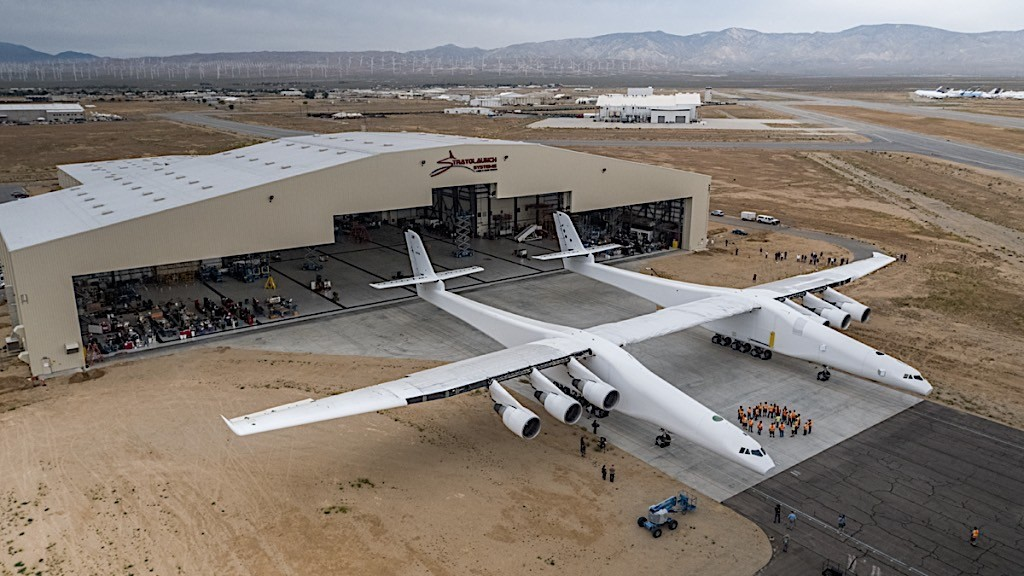 Stratolaunch to begin operations in 2020