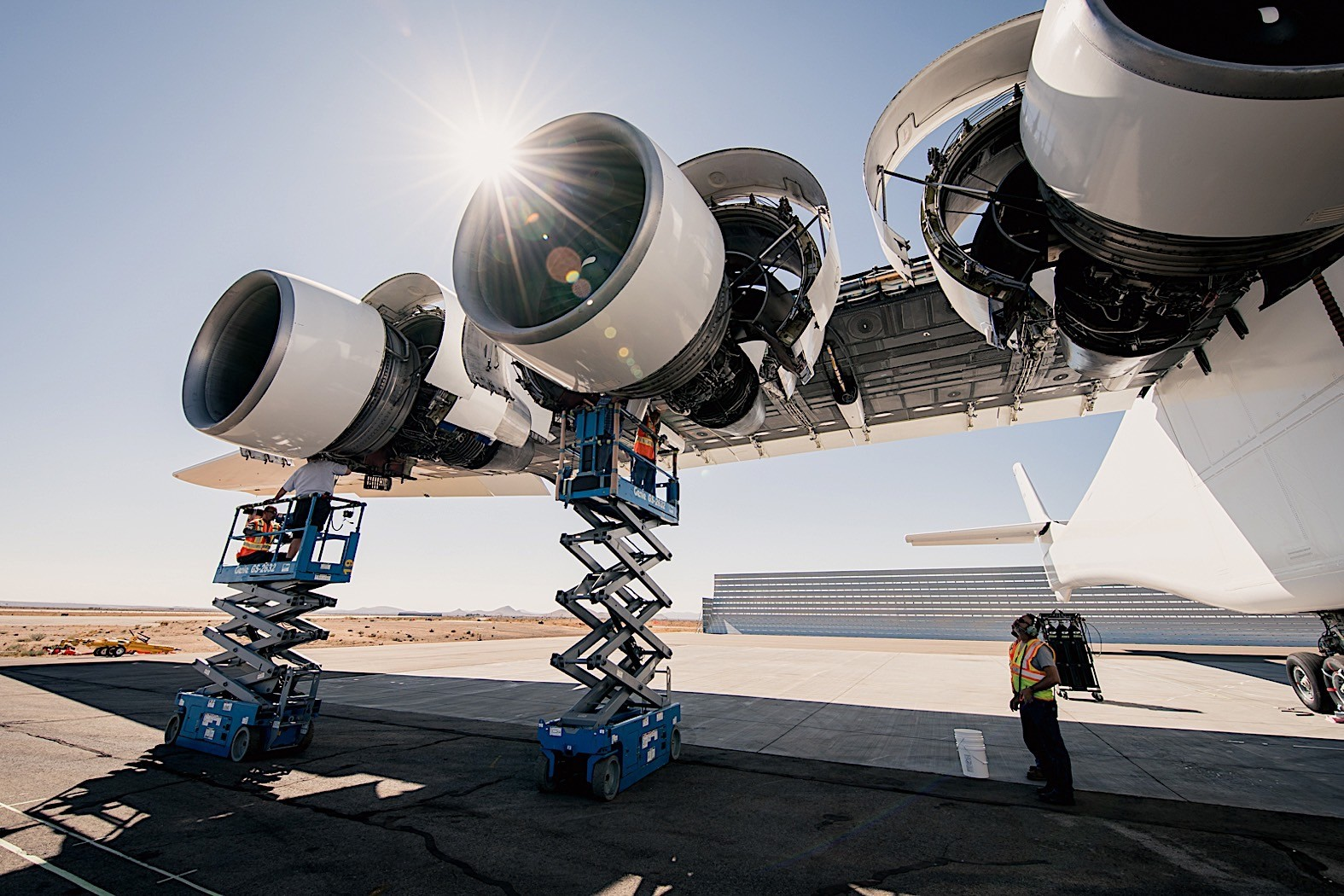 Stratolaunch Pegasus To Fly In 2020  More Spacecraft To