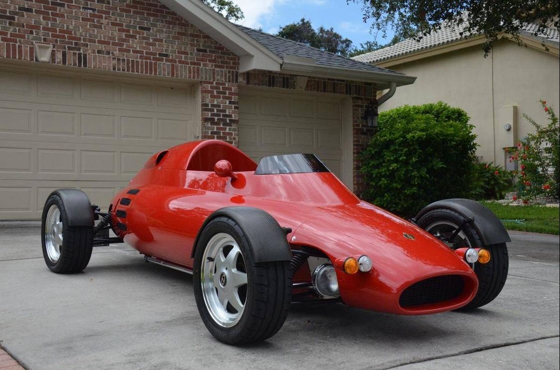 Street Legal 1992 LCC Rocket Single Seater for Sale ...