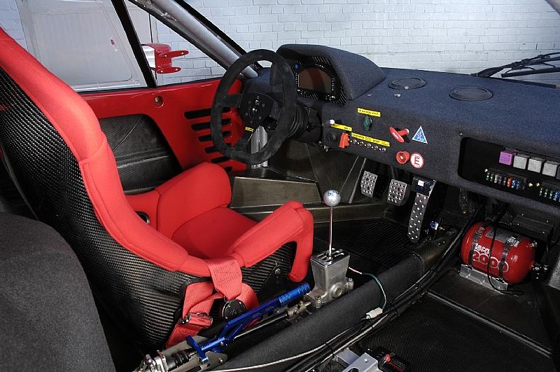 Street Legal, Custom Ferrari F40 LM For Sale - autoevolution