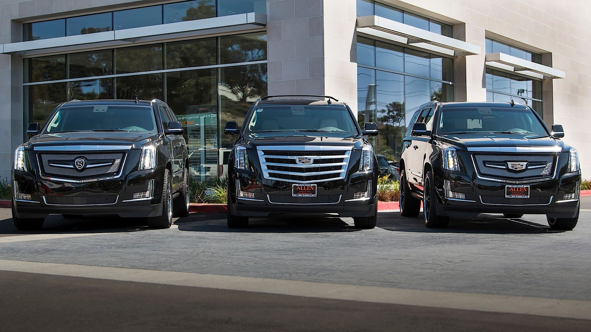 Strut Offers a Slightly More Subtle Grille for Cadillac's Least