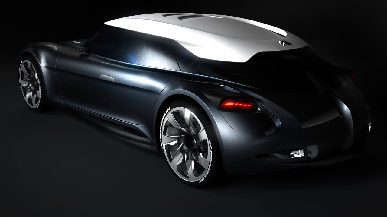 Citroen Ds5 2019 >> Student Creates Stunning Citroen DS Design for the Year 2019 - autoevolution