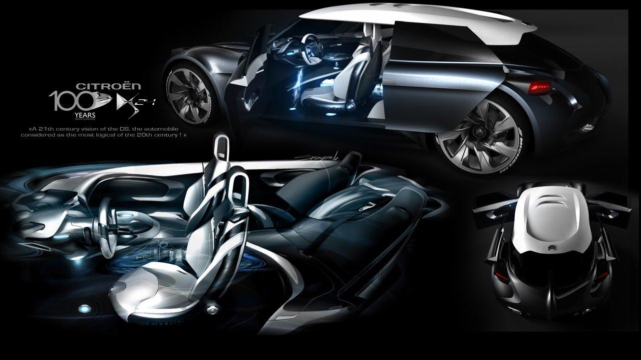 Citroen Ds5 2019 >> Student Creates Stunning Citroen DS Design for the Year 2019 - autoevolution