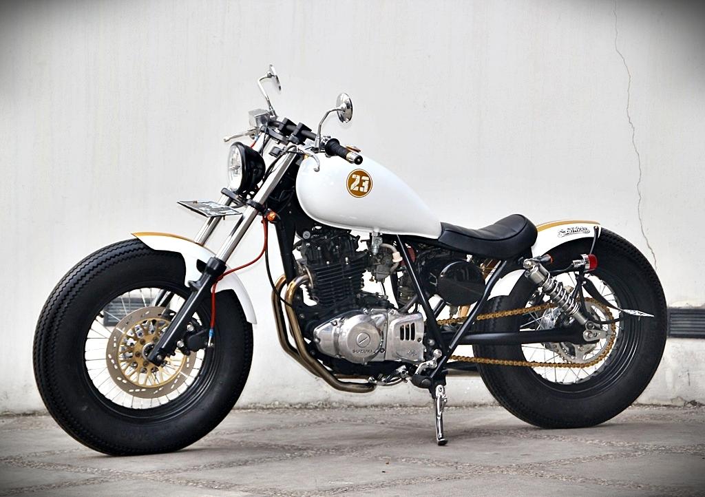 Suzuki Motorcycle Design Studio