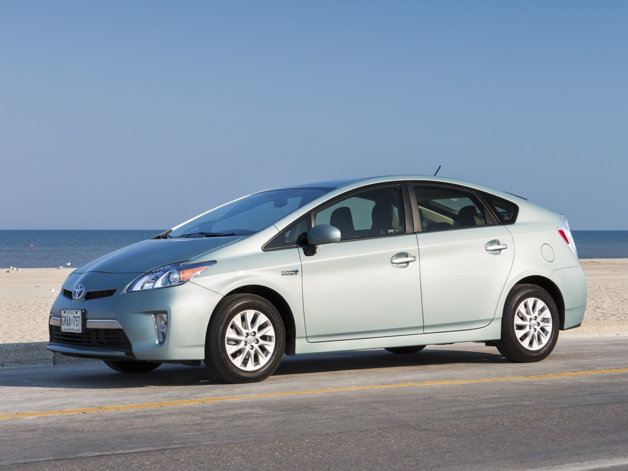 Hybrids and EVs Dominate the Top 10 List of Fastest Selling Used ...