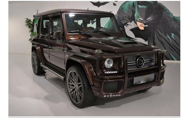 G63 Amg For Sale >> Stunning Metallic Brown Brabus G65 AMG for Sale in Britain - autoevolution
