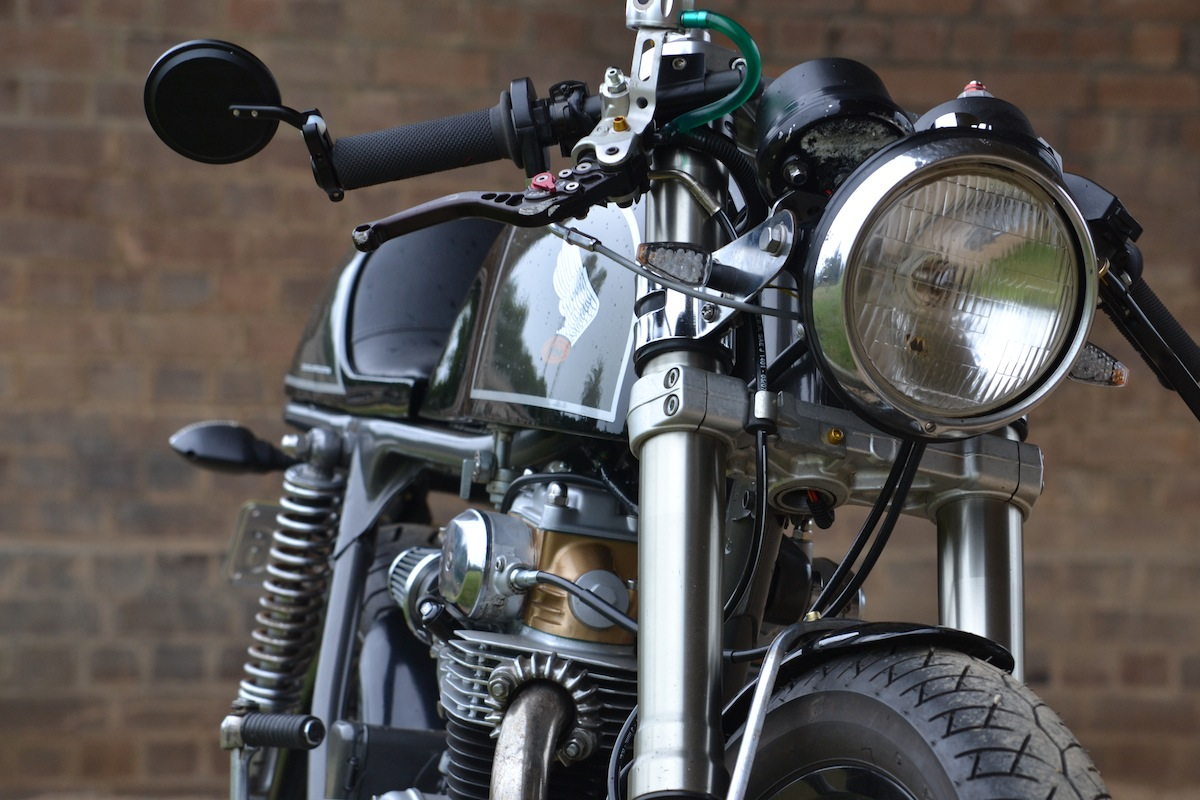 Stunning Oz Based Honda Cb350 Limited Edition Autoevolution