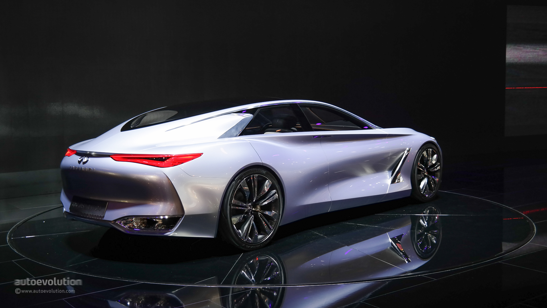 Stylish Infiniti Q80 Four-Door Coupe Demands Attention in ...