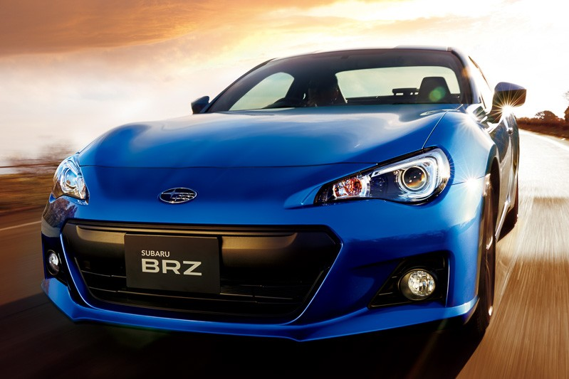 subaru brz gets 2015 updates in japan autoevolution. Black Bedroom Furniture Sets. Home Design Ideas