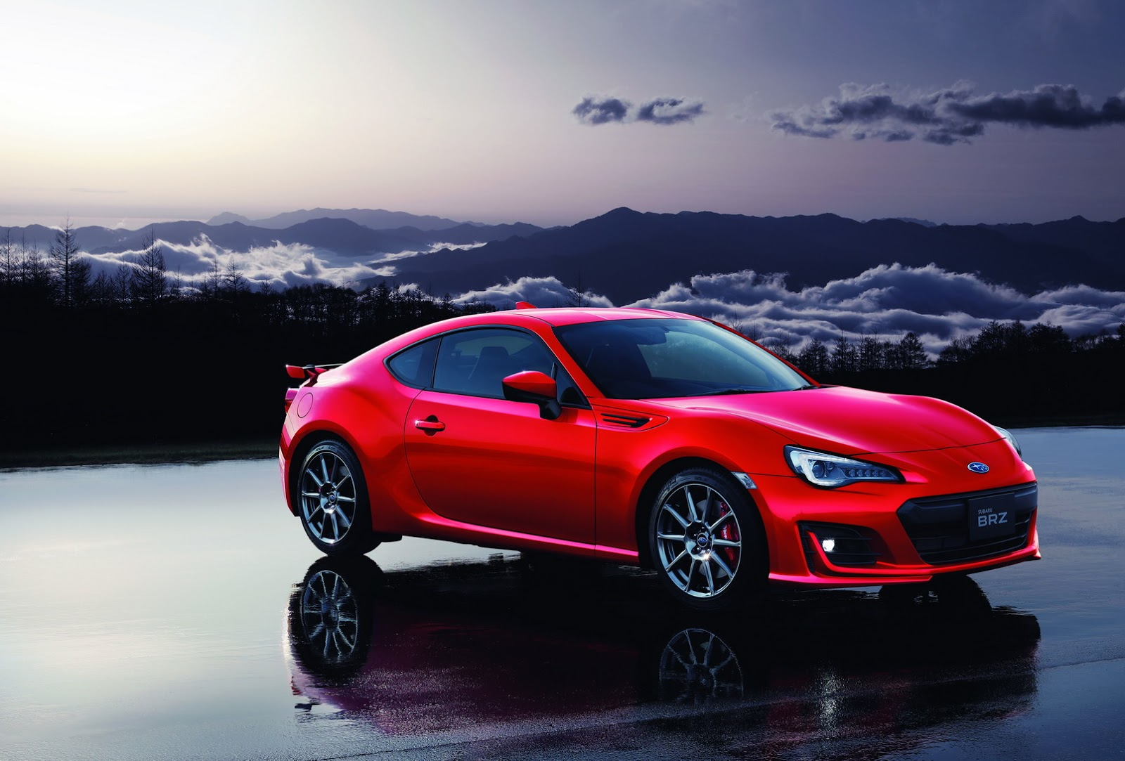 subaru brz gt launched in japan with sachs dampers autoevolution. Black Bedroom Furniture Sets. Home Design Ideas