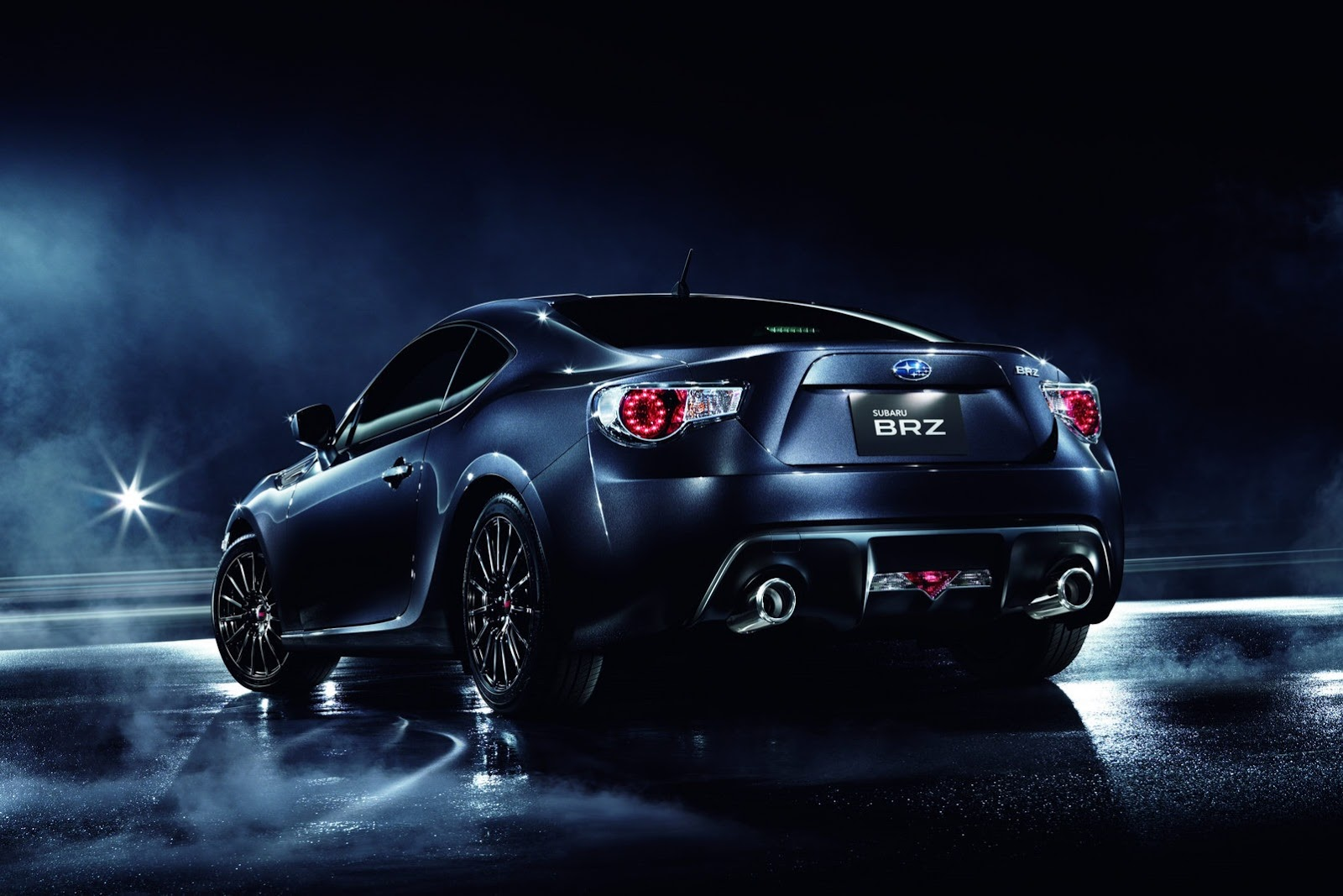 Subaru Brz Premium Sport Package Revealed In Japan