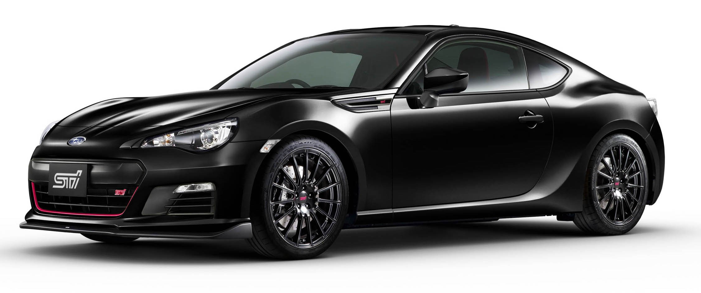 Subaru BRZ tS STI Launched in Japan Tweaked Suspension and Brembo