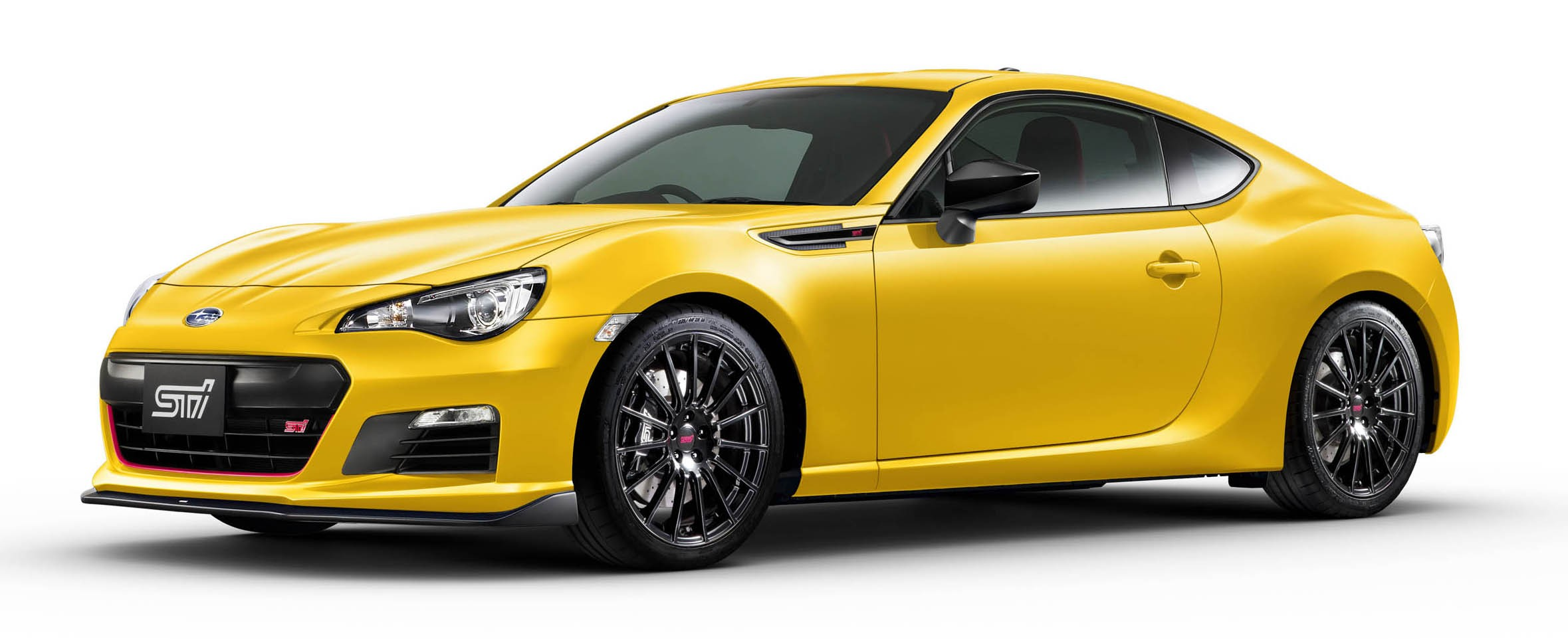 Subaru BRZ tS STI Launched in Japan: Tweaked Suspension ...