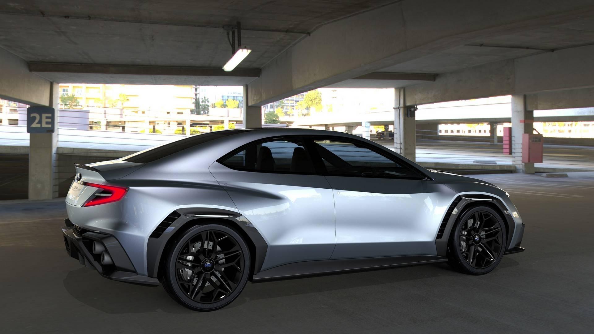 Civic Type R Awd >> 2018 Subaru Impreza WRX STI Rendered as a Hatchback - autoevolution