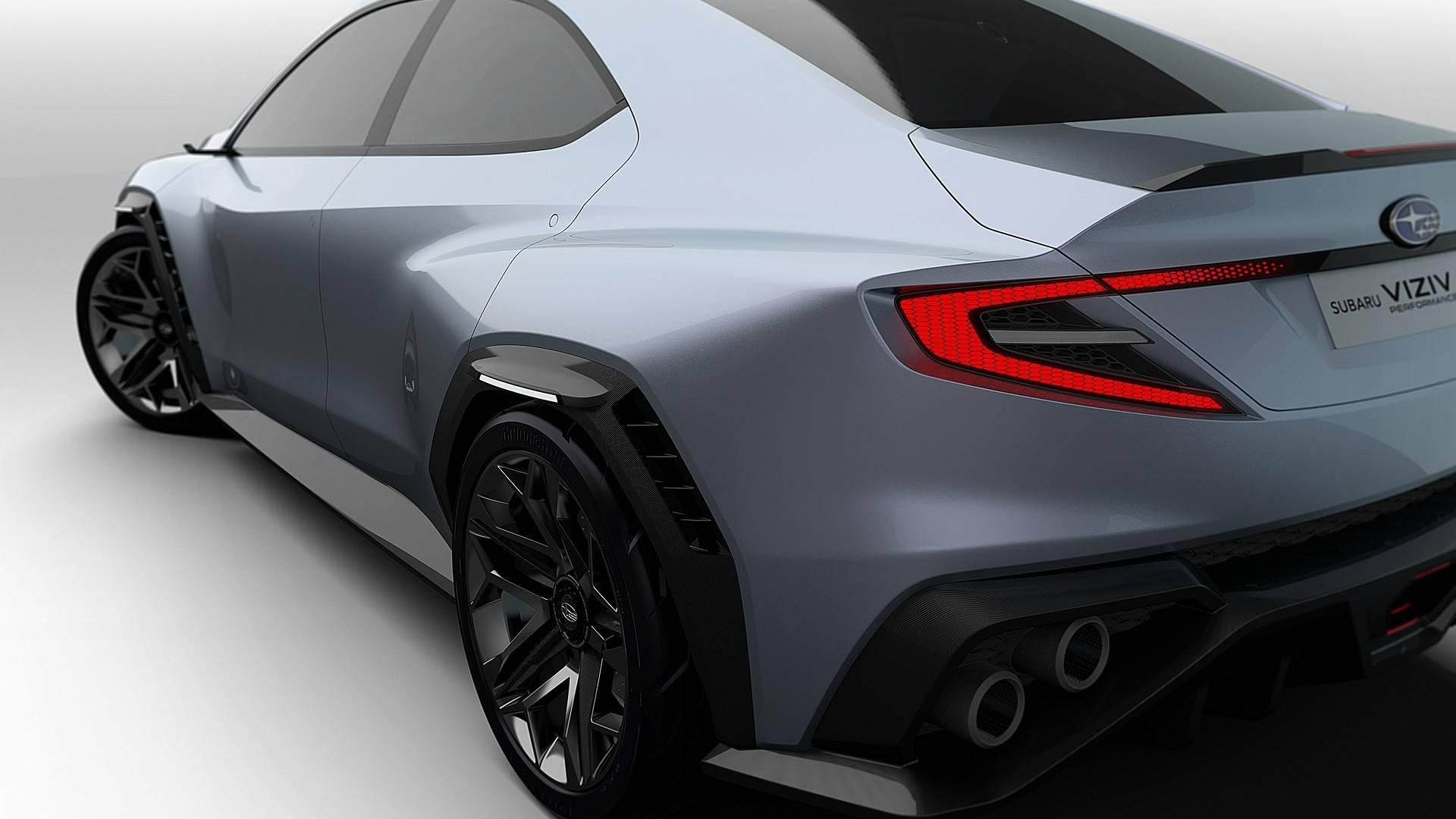 2018 Subaru Impreza WRX STI Rendered as a Hatchback ...