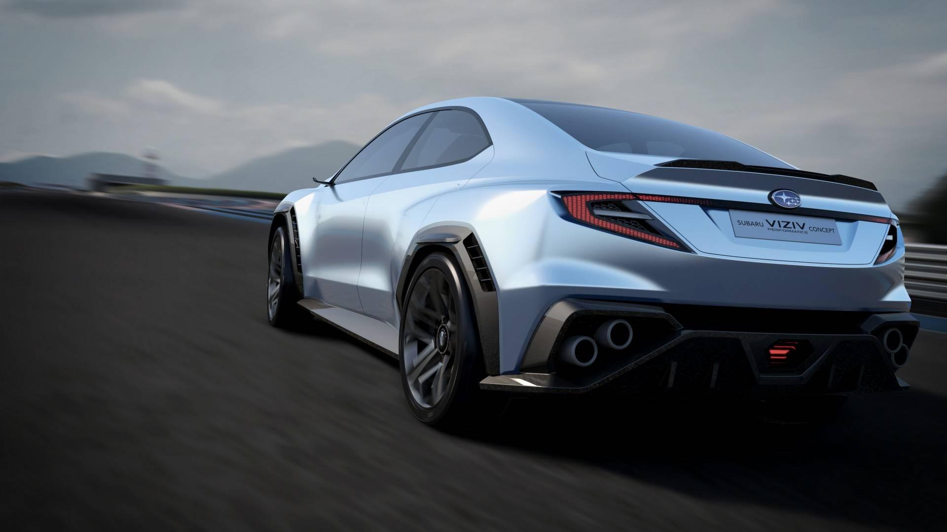 Subaru Electric Vehicles Coming In 2021, PHEV In 2018 ...