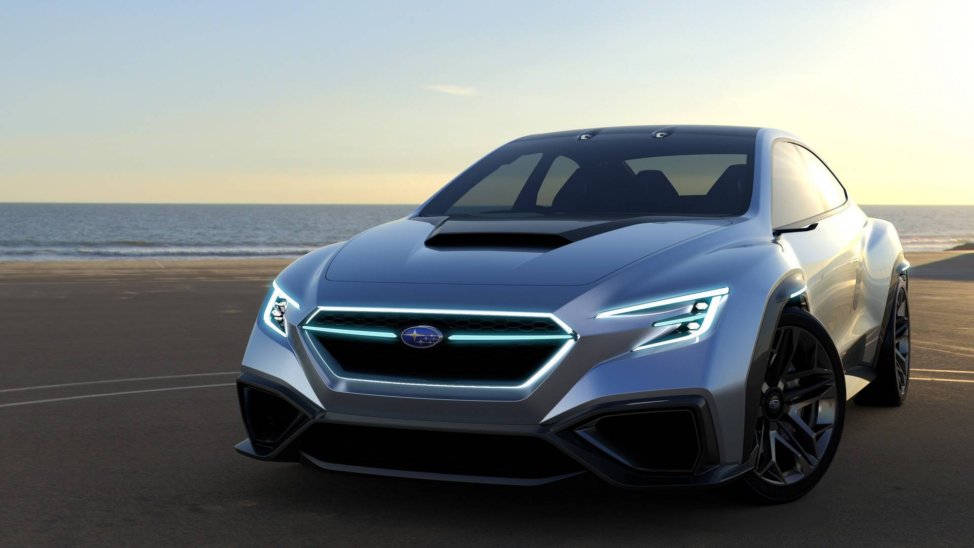 Subaru Tribeca 2016 >> Subaru Electric Vehicles Coming In 2021, PHEV In 2018 - autoevolution