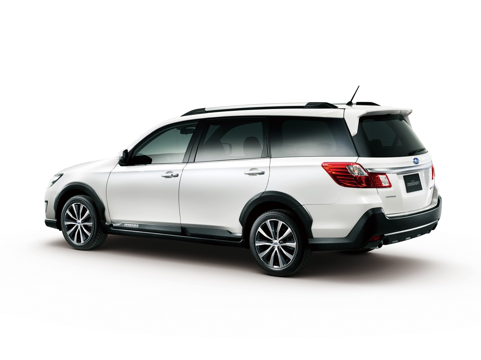 2015 Subaru Exiga Crossover 7 is Ready to Serve Japanese Families - autoevolution