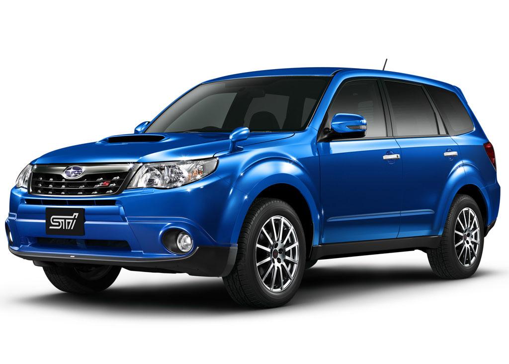 Subaru Forester Automaatti Kestävyys