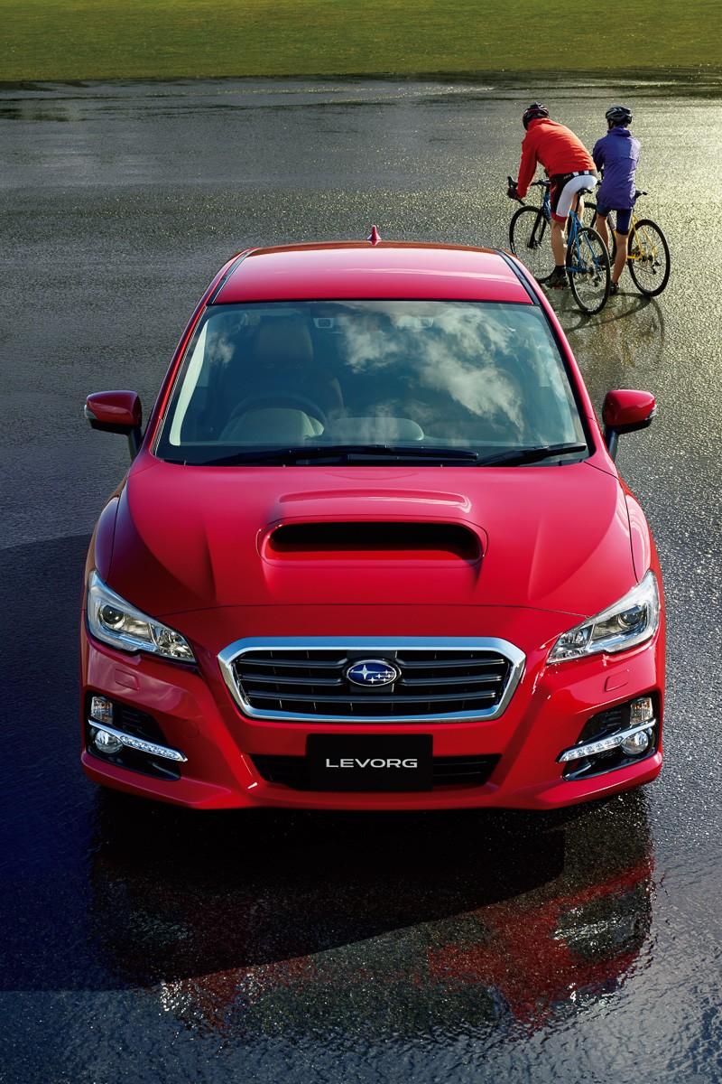 Subaru Warning Lights >> Subaru Launches Levorg 1.6GT EyeSight Special Edition in Japan - autoevolution