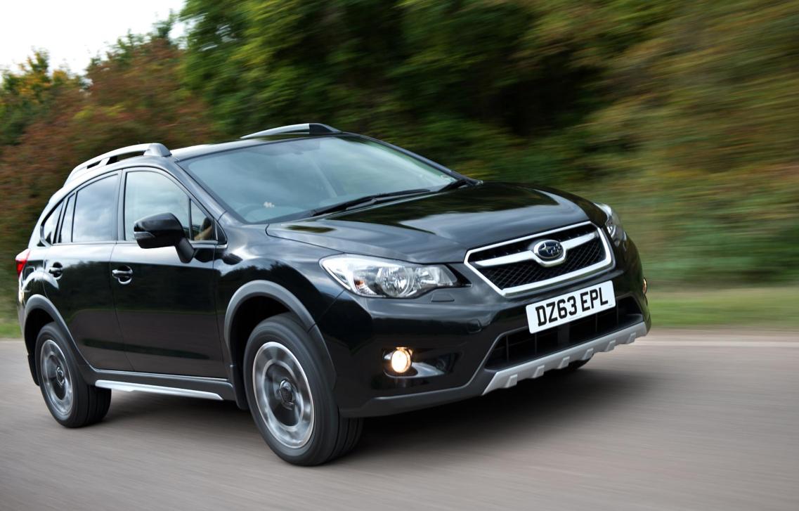 Subaru Launches Xv Black Edition In The Uk Autoevolution