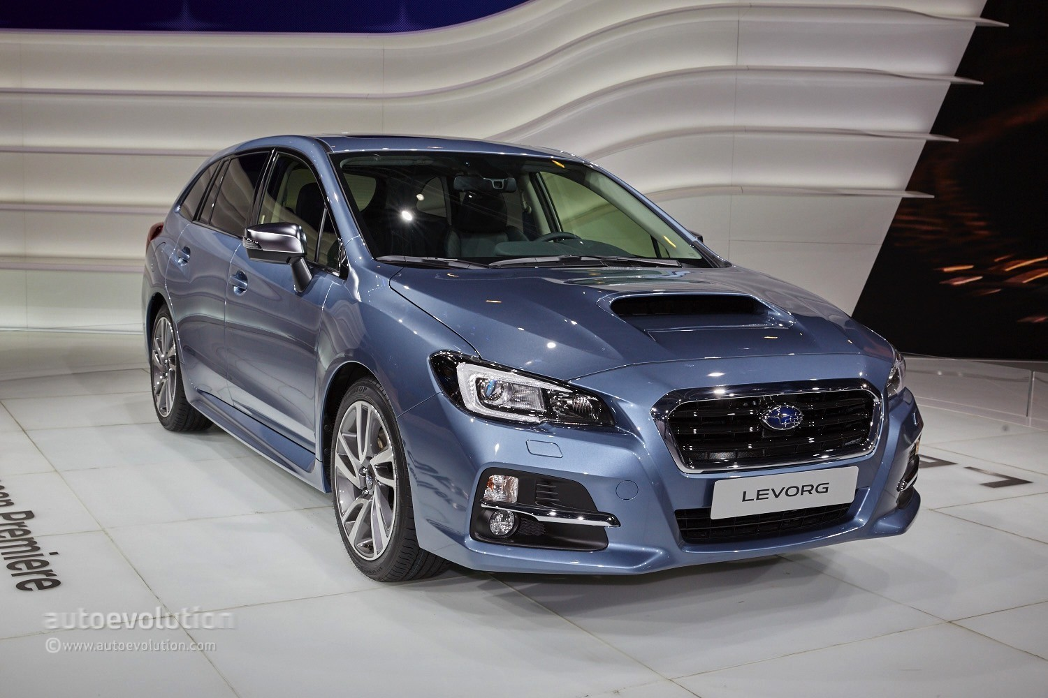 Subaru Levorg Makes the Weirdest Debut of the Geneva Motor Show 2015 ...