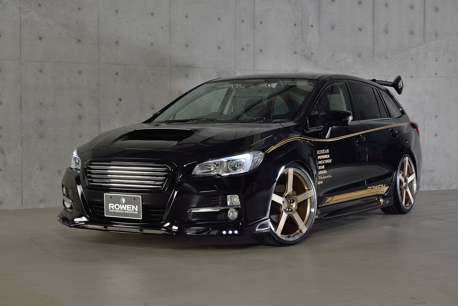 Subaru Levorg Tuned By Rowen Tampered Forbidden Fruit