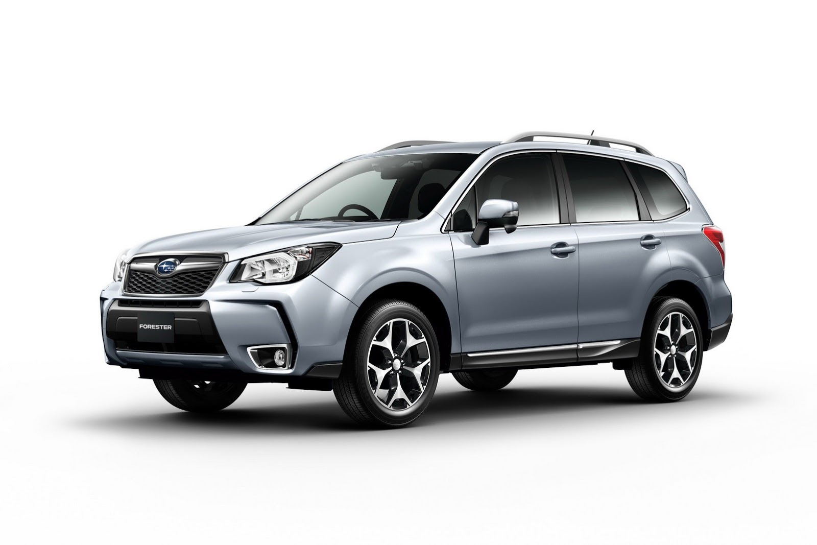 subaru officially reveals 2014 forester autoevolution. Black Bedroom Furniture Sets. Home Design Ideas