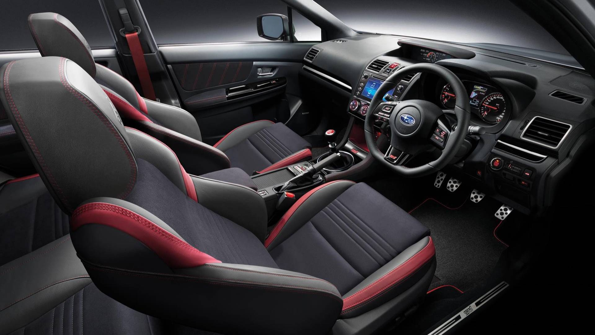 2018 subaru wrx sti hatchback.  2018 2018 Subaru WRX STI Final Edition UK Model And Subaru Wrx Sti Hatchback
