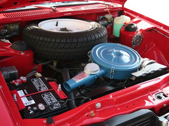 Subaru restores former president reagan 39 s 1978 brat autoevolution