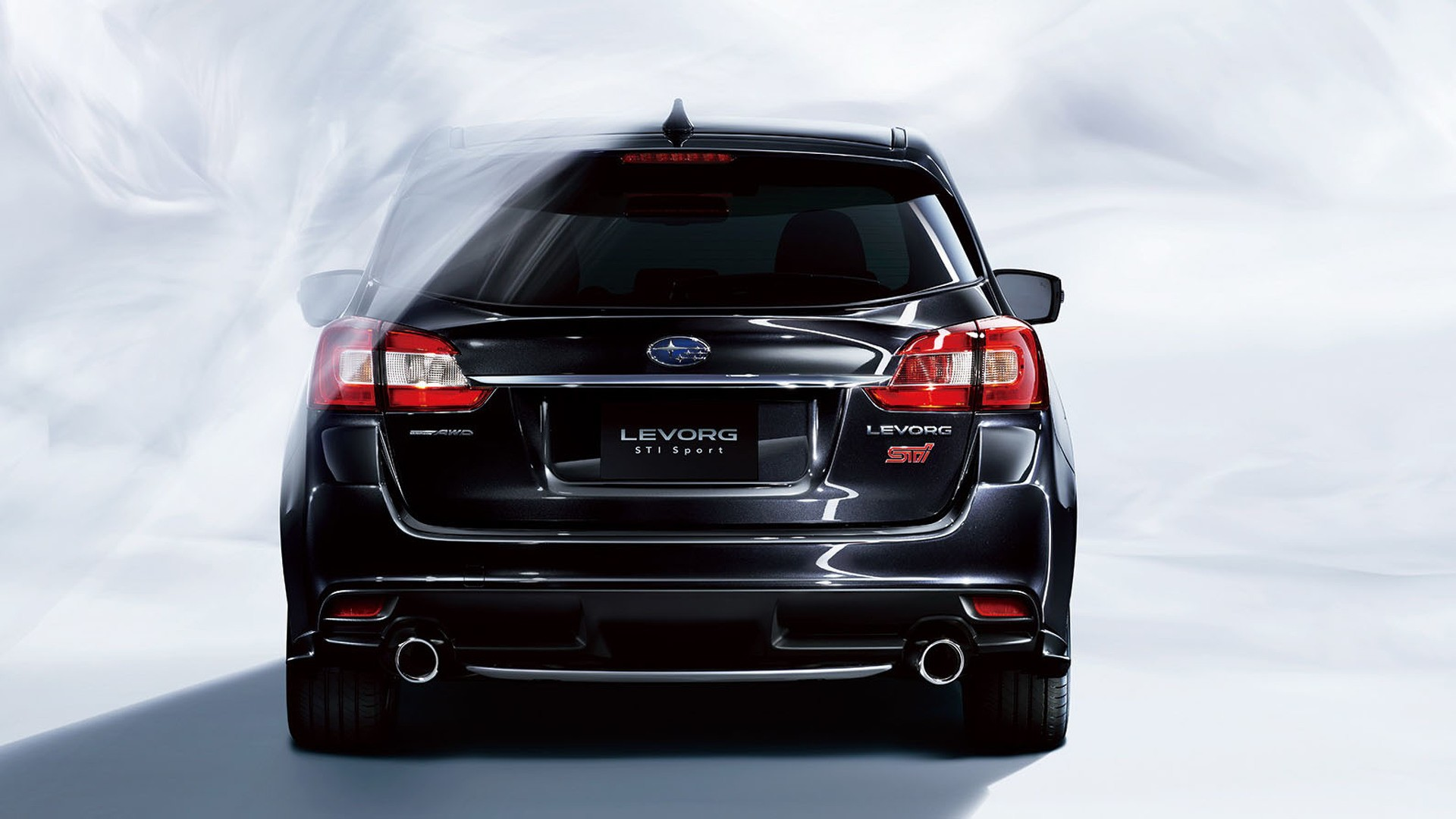 Subaru Reveals Levorg Sti Sport With And Turbo Engines In Japan on Subaru Boxer Engine