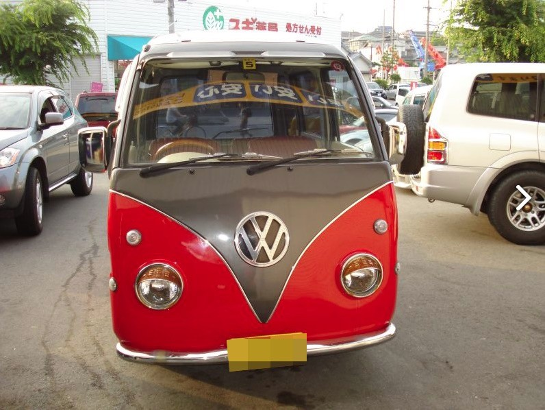 Subaru Sambar Conversion Looks like a VW Love Van for Little People, and It's for Sale ...