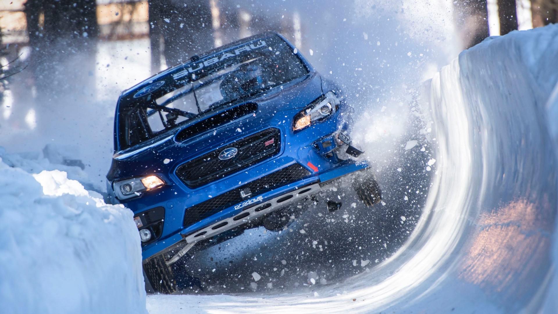 Motor For Electric Car >> 2018 Subaru Impreza WRX STI Rendered as a Hatchback - autoevolution