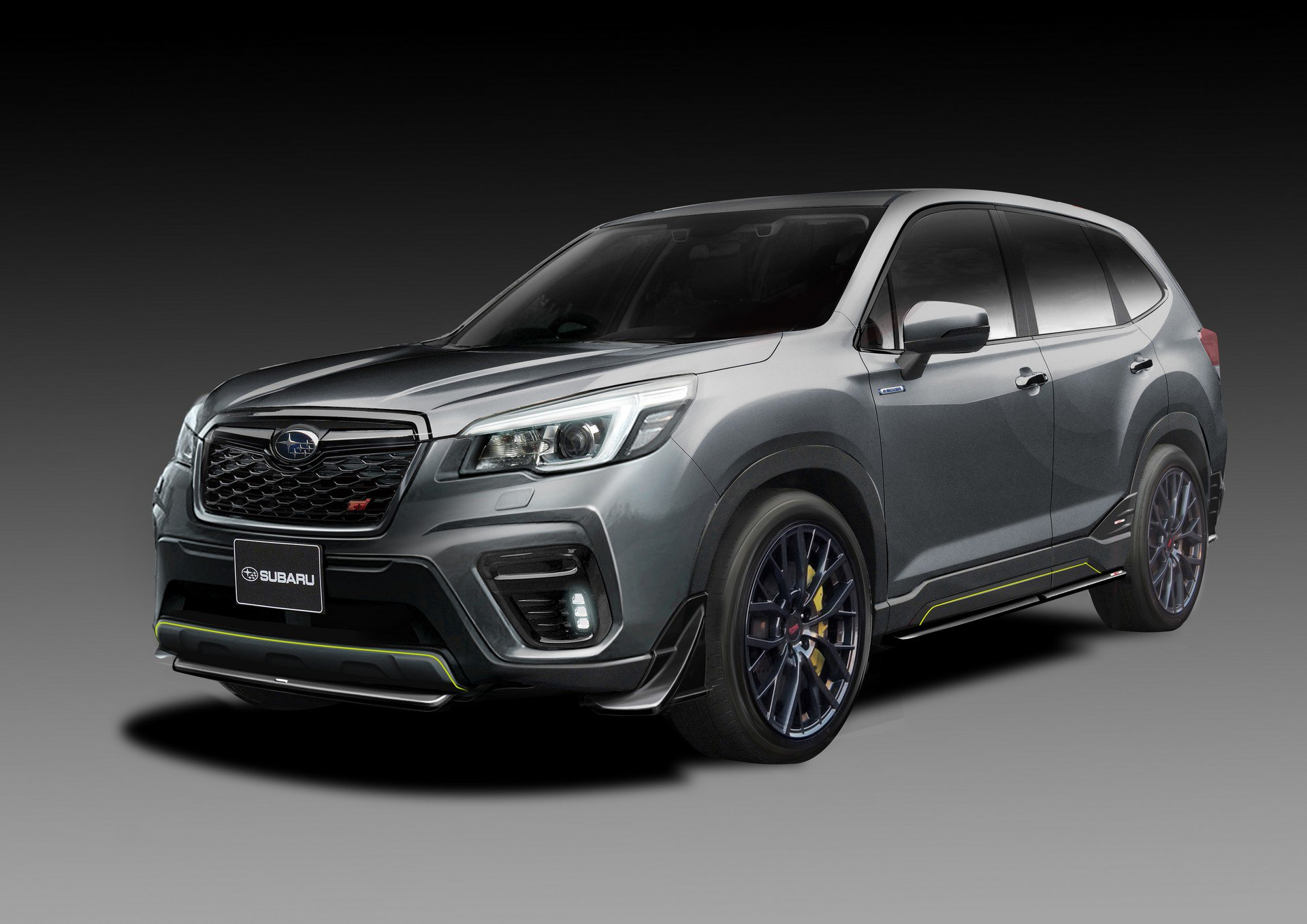 Subaru Shows STI S209 Front Grille Ahead of NAIAS Debut ...