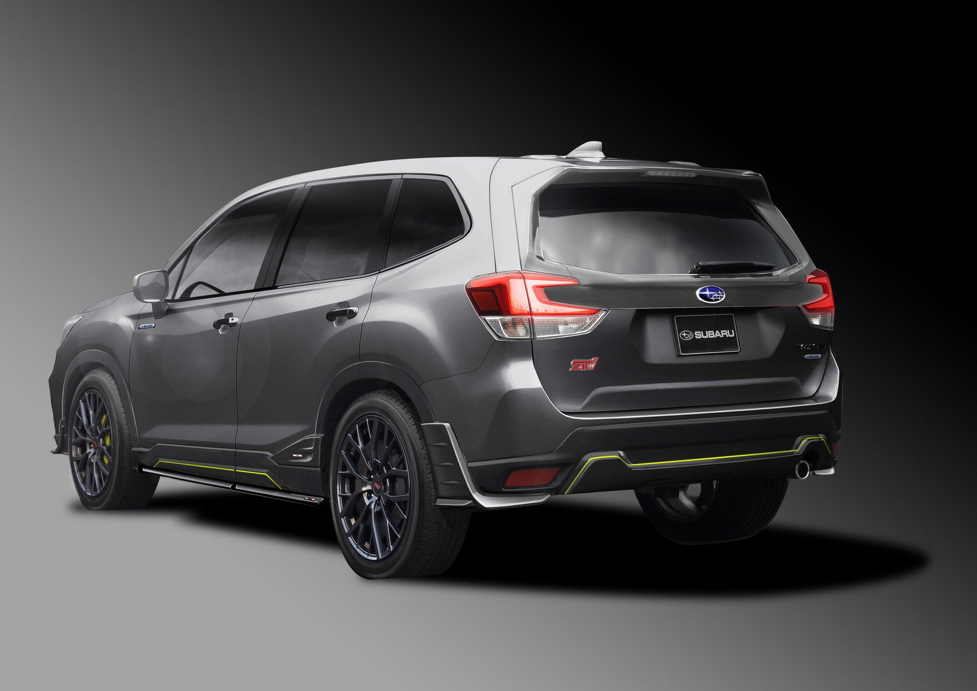 Subaru Sti Concepts Heading To Tokyo Auto Salon 2019