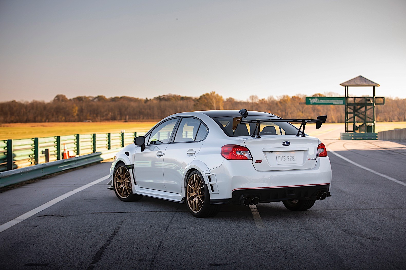 Subaru Sti S209 Is Exclusively For Americans Autoevolution