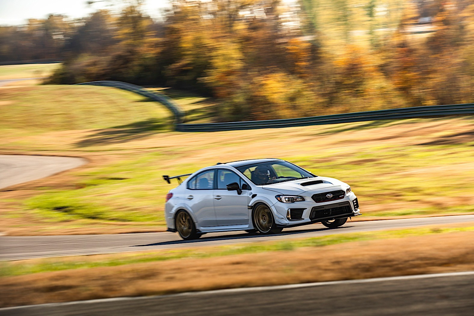 Wrx Sti Race >> Subaru STI S209 Is Exclusively for Americans - autoevolution