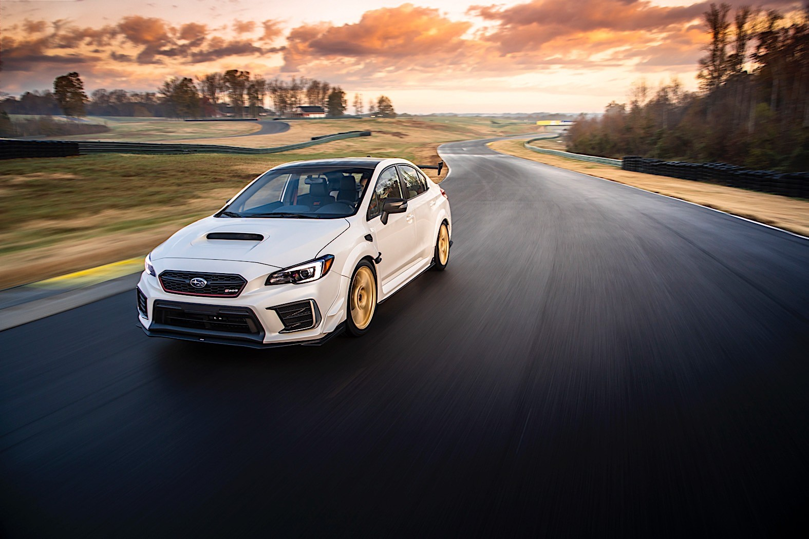 Subaru Shows STI S209 Front Grille Ahead of NAIAS Debut