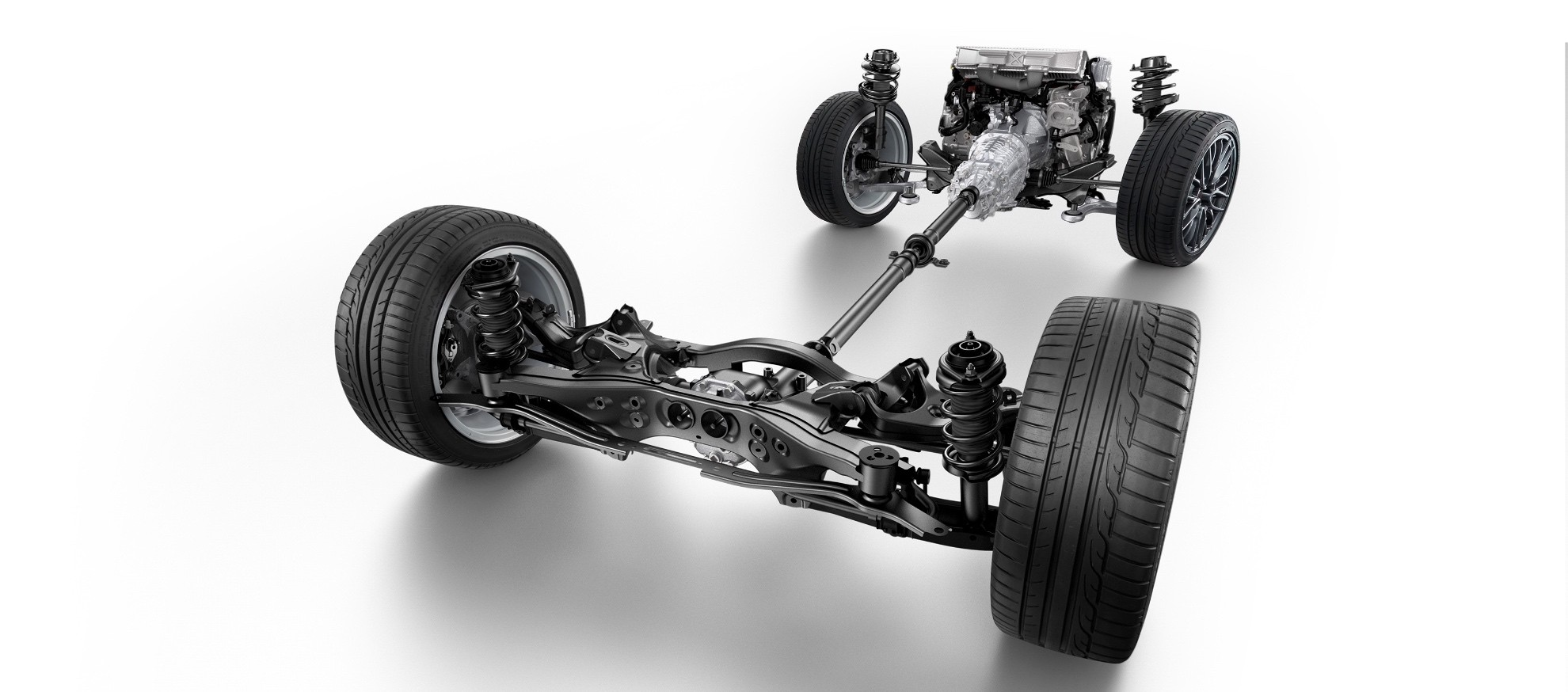 Subaru Symmetrical All Wheel Drive Four Decades Of Evolution
